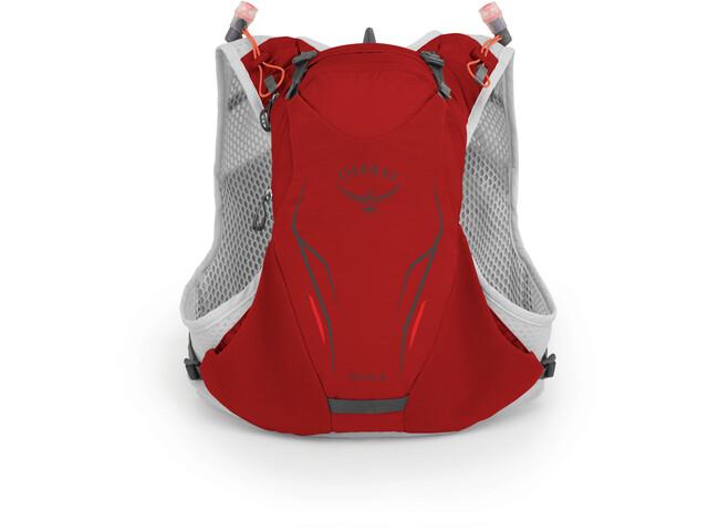 Osprey Duro 6 Plecak z systemem nawadniającym Mężczyźni, phoenix red